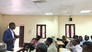 Photo of مركز التطوير التربوي ينظم الورشة التدريبية الحتمية الثانية بجامعات القطاع الشمالي